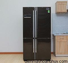 Thu mua tủ lạnh side by side cũ giá cao tại TPHCM