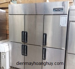 Thu mua tủ đông cũ nhà hàng giá cao, uy tín tại TPHCM