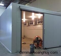Dịch vụ sửa chữa kho lạnh công nghiệp giá tốt, chuyên nghiệp