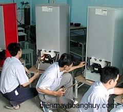Học nghề điện lạnh dân dụng và công nghiệp uy tín tại TPHCM