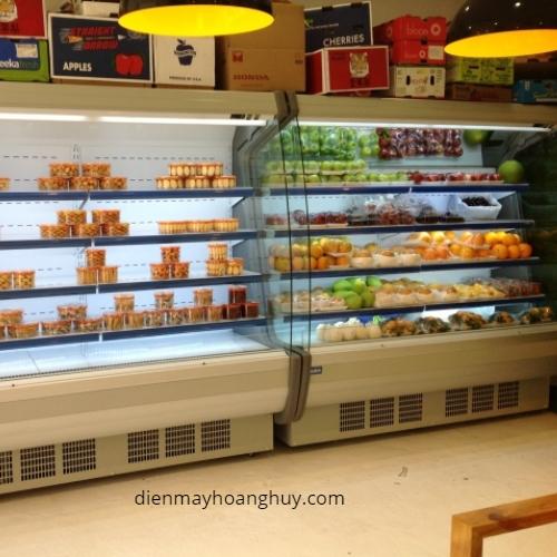 Dịch vụ thu mua tủ mát trưng bày thực phẩm giá cao, uy tín