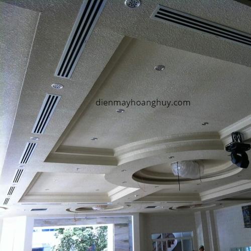 Thu mua máy lạnh giấu trần nối ống gió giá cao TPHCM