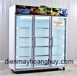 Đơn vị mua bán tủ mát cũ giá rẻ HCM - Báo giá nhanh