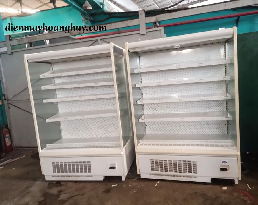 Tủ mát trưng bày - Công dụng bảo quản và giá mua bán sản phẩm mới, cũ