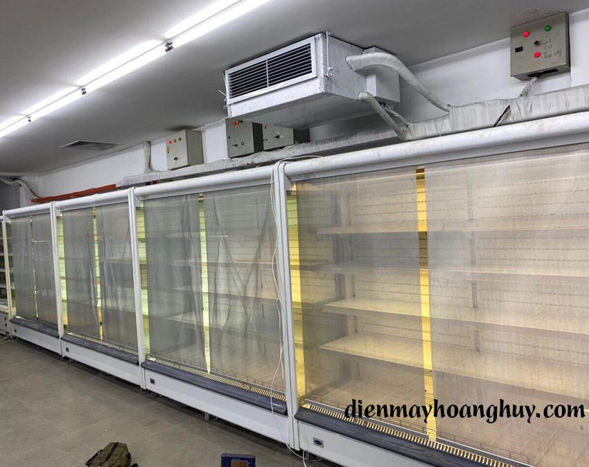 Báo giá các loại tủ mát siêu thị giá rẻ chất lượng, nhiều kích thước