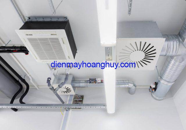 So sánh máy lạnh trung tâm và máy lạnh Multi