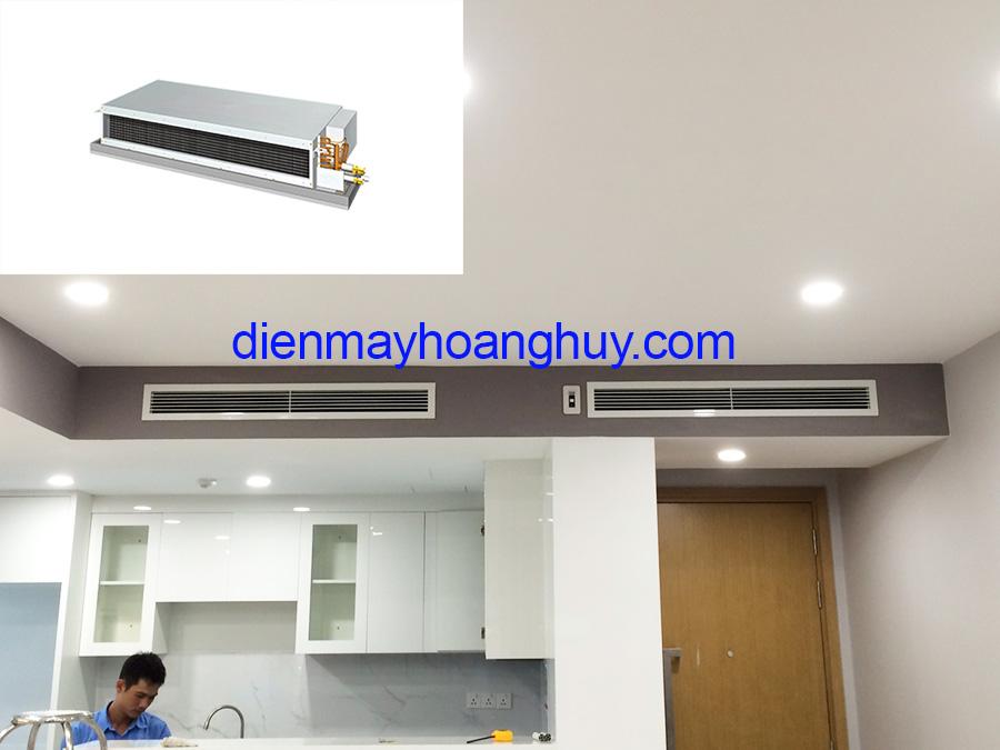 Có nên mua máy lạnh giấu trần ống gió giá rẻ?