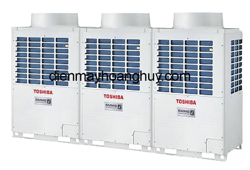 Máy lạnh trung tâm Toshiba - Ưu nhược điểm, giá cả