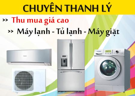 Điện máy Hoàng Huy - Địa chỉ thu mua tủ lạnh cũ uy tín với giá cao.